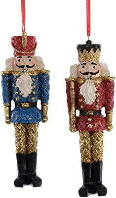 """GIANT SOLDIER NUTCRACKER CHRISTMAS FIGURE LARGE DELUXE DECORATION 38/"""" TALL"""