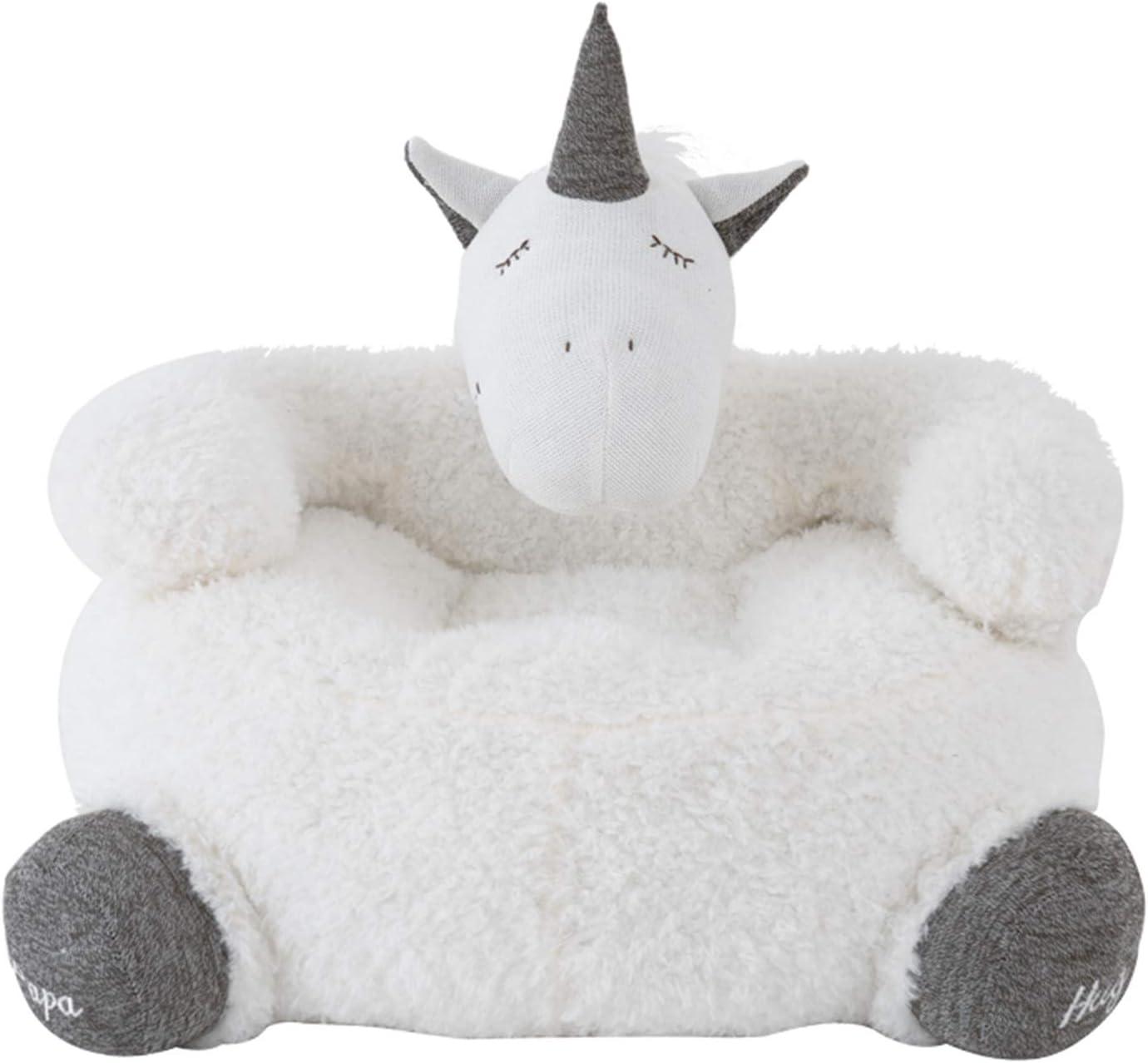 XLSQW Max 49% OFF Plush Children's Sofa Backrest S Cute Animal Cartoon Store Chair