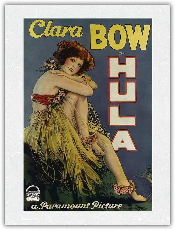 Clara Bow in Max 83% OFF Hula - Romance Superior Armine von Hawaii Tempsk of by