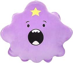 MINISO Adventure Time Lumpy Space Princess Plush Back Cushion Stuffed Pillow Soft Toy 16.5