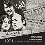 Werner Sellhorn: 1971 Live im Deutschen Hygiene-Museum Dresden (Audio CD (Live))