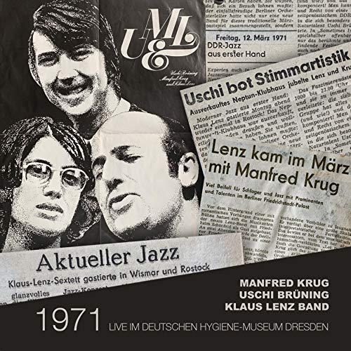 1971 Live im Deutschen Hygiene-Museum Dresden