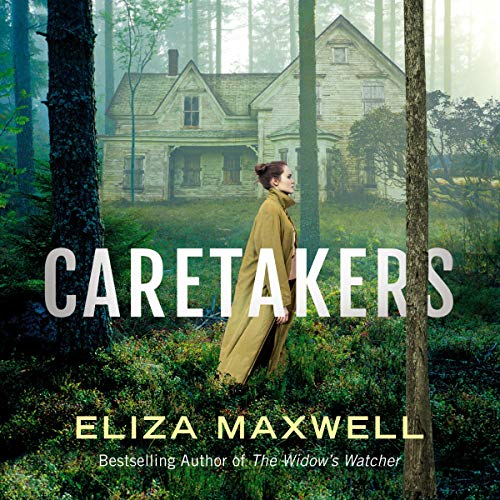 The Caretakers audiobook cover art