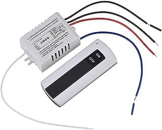 180-240V Interruptor de control remoto digital, 1Way / 2Way