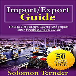 Import/Export Guide audiobook cover art