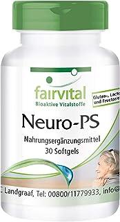 comprar comparacion Fosfatidilserina 100mg - Neuro-PS - Dosis elevada - 30 Cápsulas blandas - Calidad Alemana