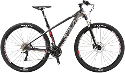 SAVADECK 700 Carbon Fiber Mountain Bike 26