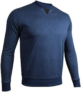 Men's Long Sleeve Crew Pullover