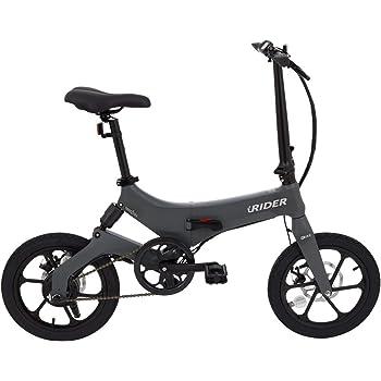 Ecogyro GyroRoad eBike Bicicleta Eléctrica Plegable, Adultos ...
