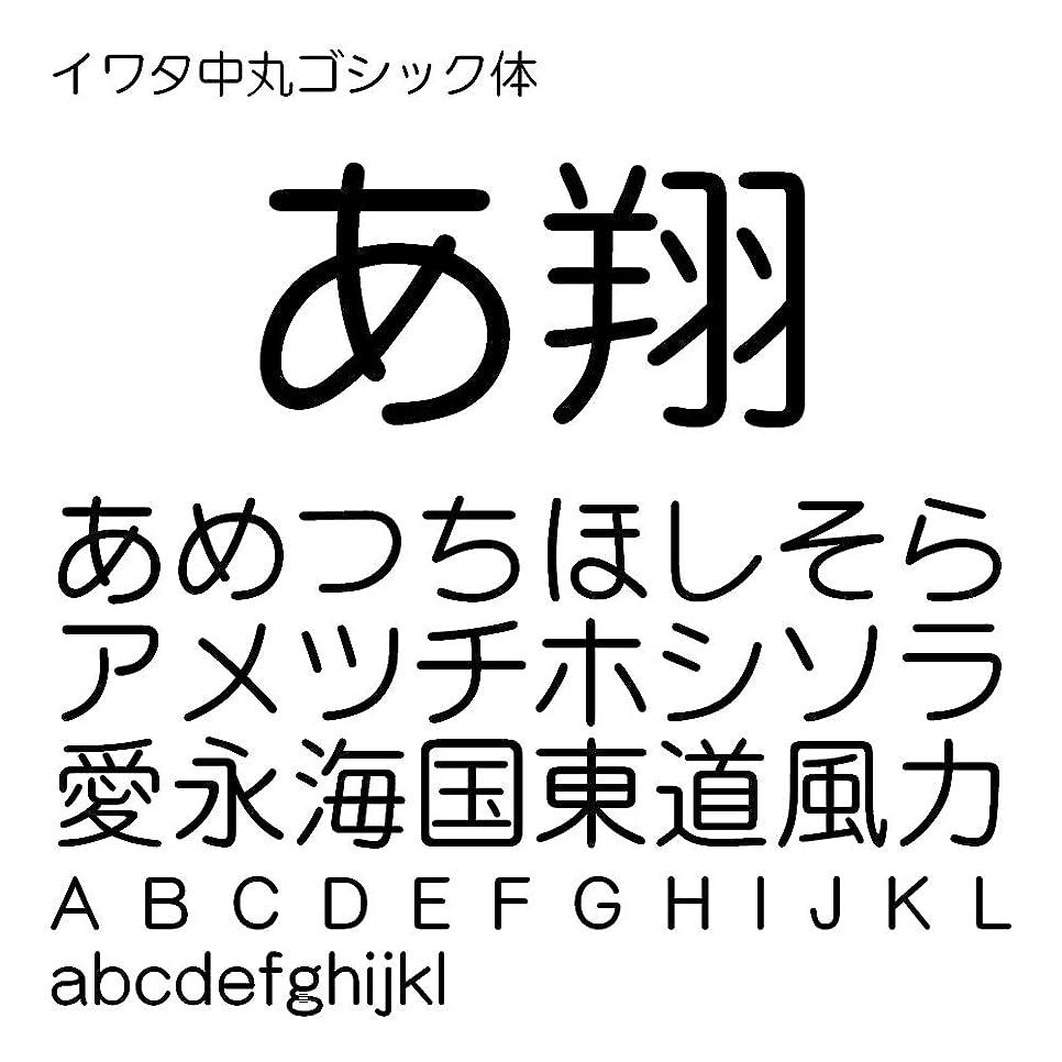 効果的ブラウズ過敏なイワタ中丸ゴシック体Pro OpenType Font for Windows [ダウンロード]