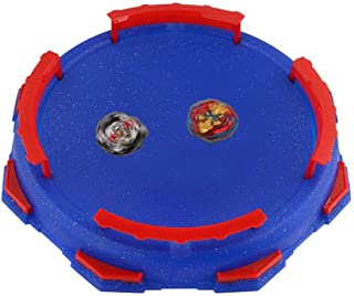 Burst Gyro Arena Disk Exciting Duel Spinning Top Launcher Stadium for Burst Spinning Top Children Birthday Gifts Burst Gyr...
