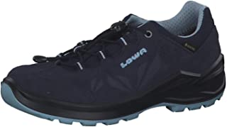 Lowa Marie II GTX LO Chaussures à lacets pour enfant Bleu Taille 39