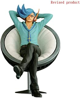 Yang baby One Piece 4.3-Inch Vinsmoke Family Niji DXF Sculpture, The Grandline Series Volume 5