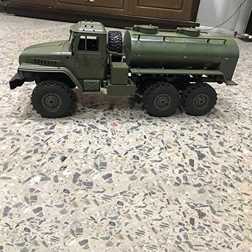 Fernbedienung Zubehör Simulation Öltransport Tank DIY Teile Modell für WPL B-24 B-16 Ural Radio