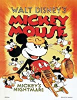 500ピース ジグソーパズル ディズニー プチプチ ミッキーの子煩悩 (16.5x21.5cm)