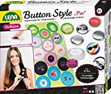 Lena 42566 - Button style Pin, Spiel -