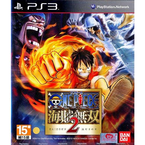 One Piece Kaizoku Musou 2 ps3