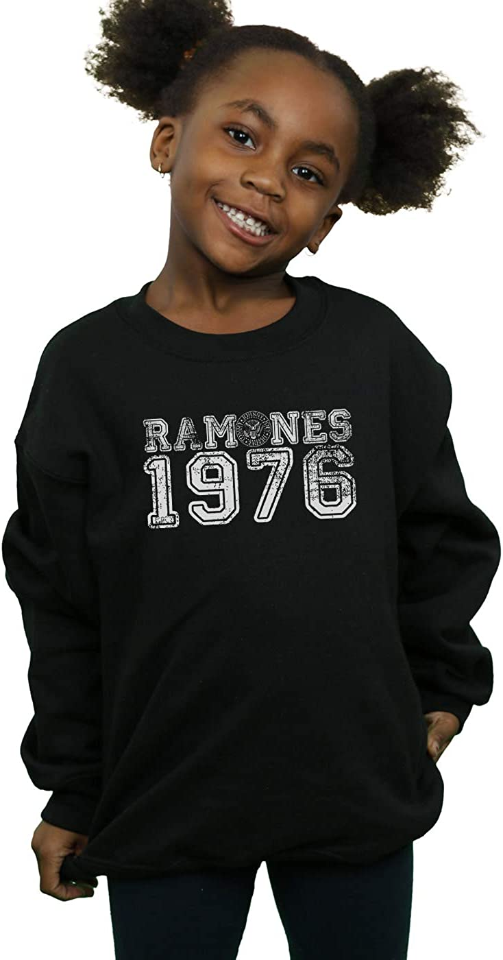 ABSOLUTECULT Ramones Girls 1976 Logo Sweatshirt