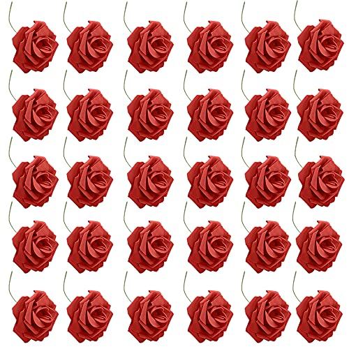 Flores Artificiales Largas flores artificiales  Marca Dzsomt