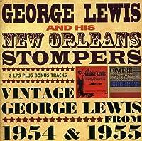 Vintage George Lewis 1954-55 by George Lewis & His New Orleans