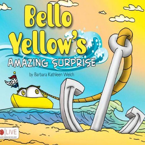 Bello Yellow's Amazing Surprise copertina