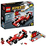LEGO Speed Champions Scuderia Ferrari SF16-H Set #75879