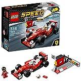 LEGO Speed Champions - Coche SF16-H de la Escudería Ferrari (Lego 75879)