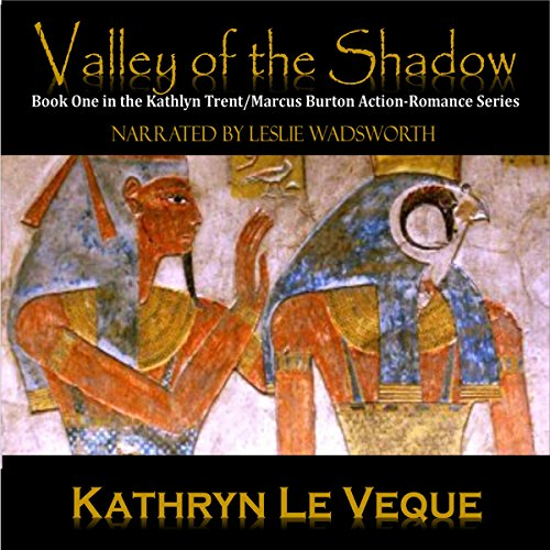 Valley of the Shadow audiobook cover art