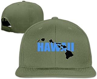 Snapback Hawaiian Tattoo Islands Curved Fitted Baseball Caps