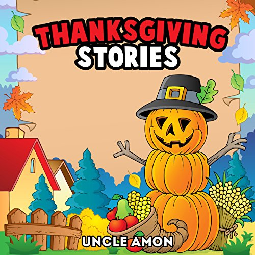Thanksgiving Stories audiobook cover art
