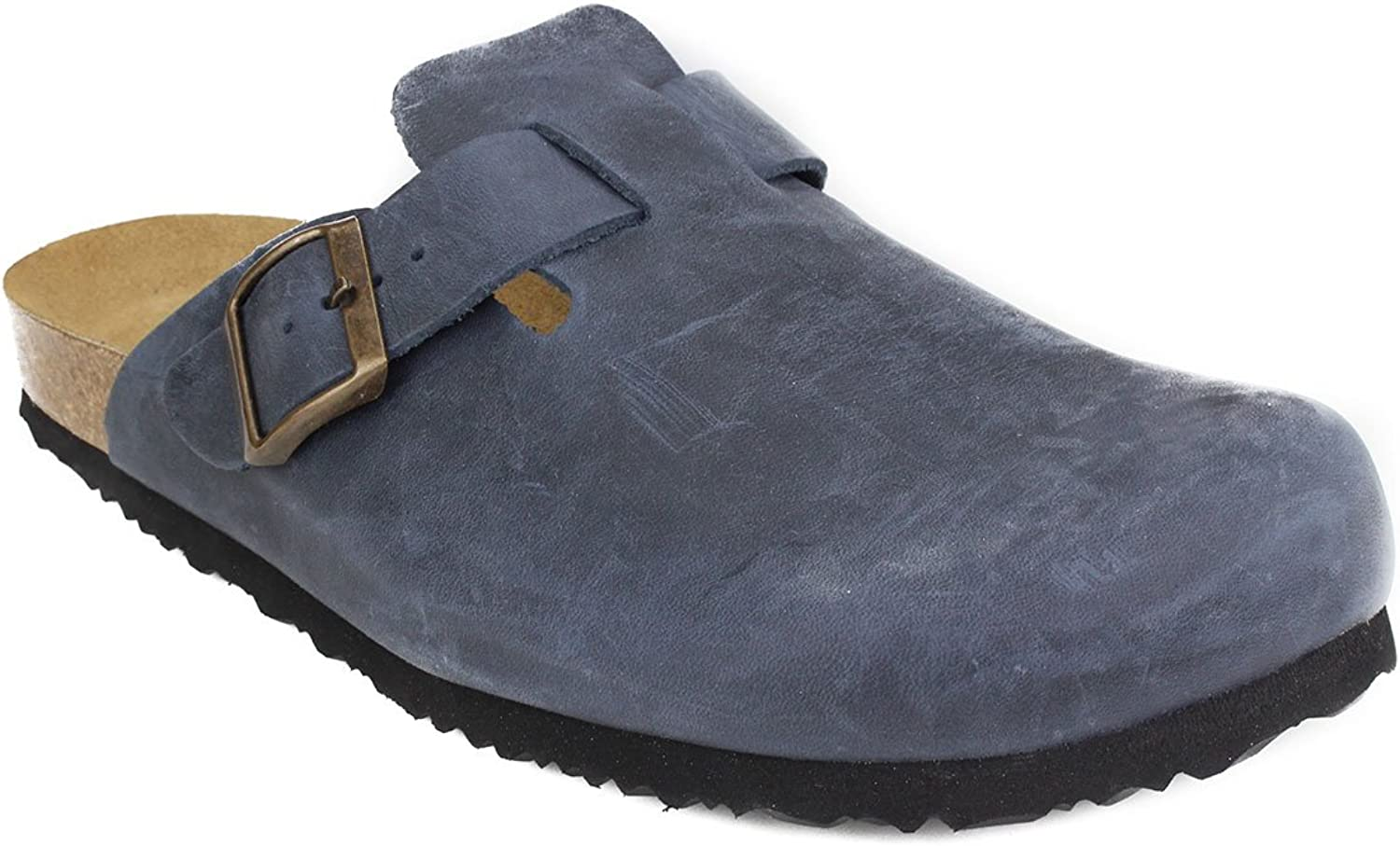 JOE N JOYCE Soft Slippers Clogs shoes Leather Regular - Mens