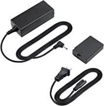 Kapaxen ACK-E10 AC Power Adapter Kit for Canon EOS Rebel T3 and T5 Cameras