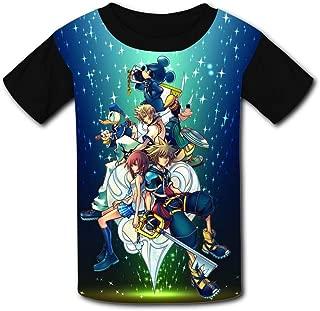 Unisex T-Shirt Kids Sport A Knight Short Sleeve Style Tee Shirt M