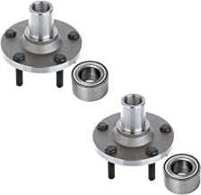 Bodeman - Pair 2 Front Wheel Hub Bearing Assembly for 2001-2012 Ford Escape / 2001-2011 Mazda Tribute / 2005-2011 Mercury Mariner