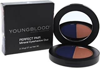 Youngblood Perfect Pair Mineral Eyeshadow Duo - Graceful for Women 0.07 oz Eyeshadow