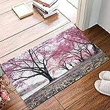 DAJTINWYZ Sakura Forest Family Pintura al óleo fregona Cocina...