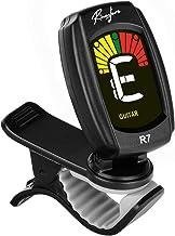 تنظیم کننده کلیپ Rinastore برای حالت های گیتار ، باس ، ویولن ، Ukulele و Chromatic ، نمایشگر LCD رنگارنگ و بزرگ (RN-A8CS)