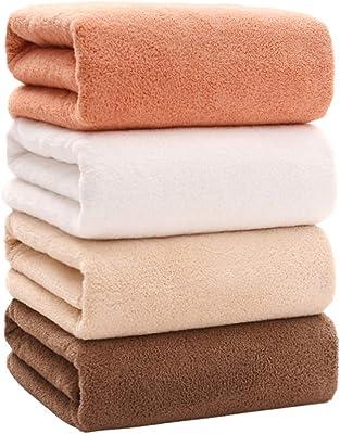 バスタオル 100%綿 大判 タオル コットン 人気 安い ふわふわ 抜群の肌触り 吸水抜群 70x140cm