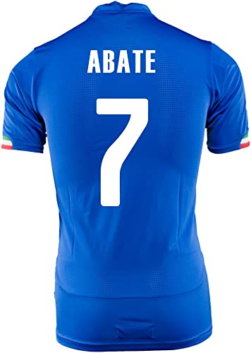 ABATE   7 ITALIE MAISON JERSEY WORLD CUP 2014 (S)