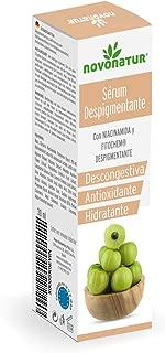 Serum despigmentante con colágeno hidrolizado, tratamiento antimanchas intensivo, con Gayuba Alfahidroxiácidos, Vitaminas y Alantoina. Serum quitamanchas, hidratante y regeneradora.