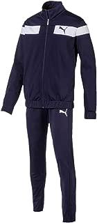 PUMA Herren Trainingsanzug Fun CB Tricot Suit OP