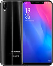 Unlocked Cell Phones 4G, V·Mobile XSpro 5.85 inch HD Screen 3GB RAM+32GB ROM 13MP Dual Camera 3800mAh Battery Dual Sim 2 + 1 Card Slots Smartphone Android 7.1(Purple)