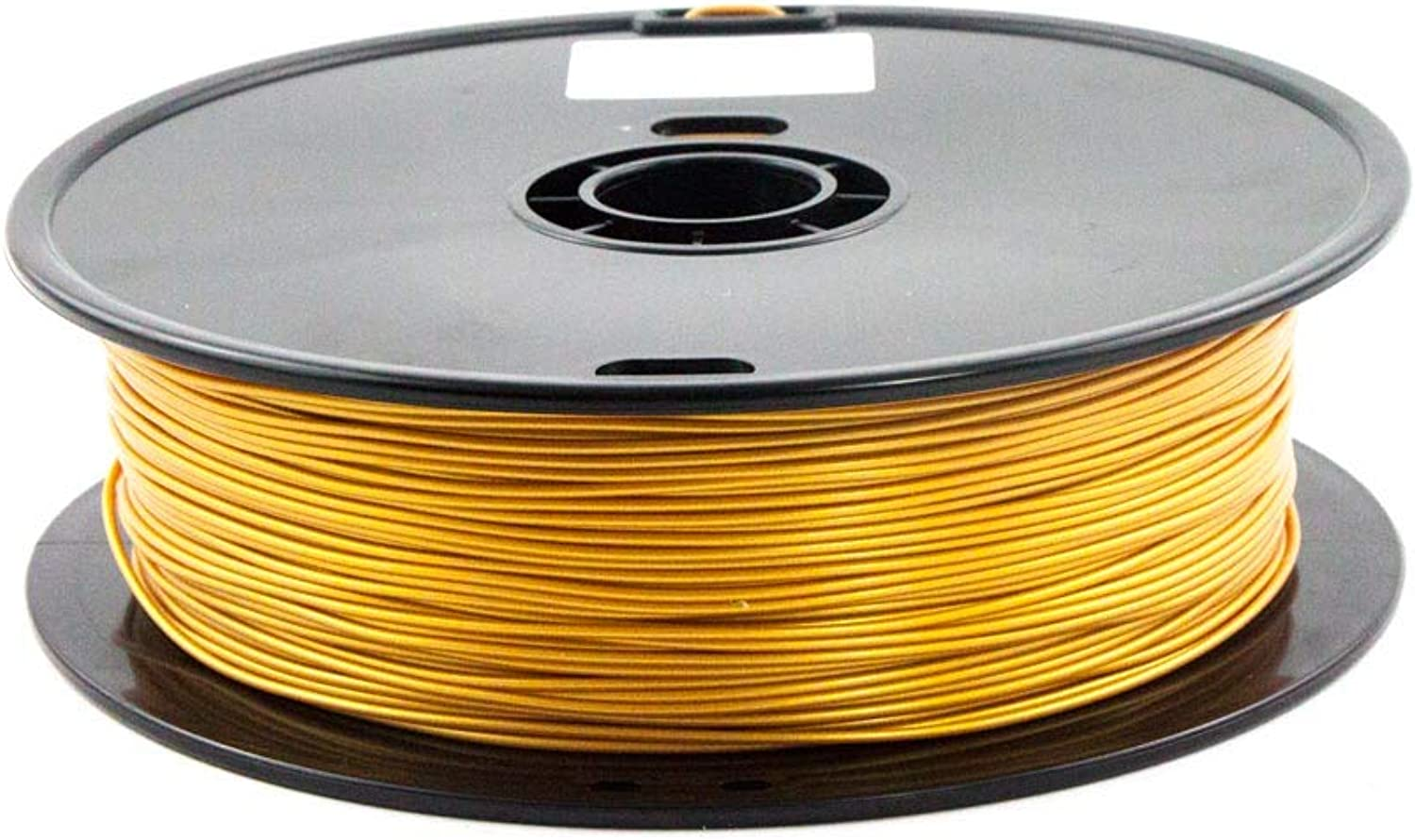 Wanhao PLA Filament Gold 1.75mm B075MCVQY2