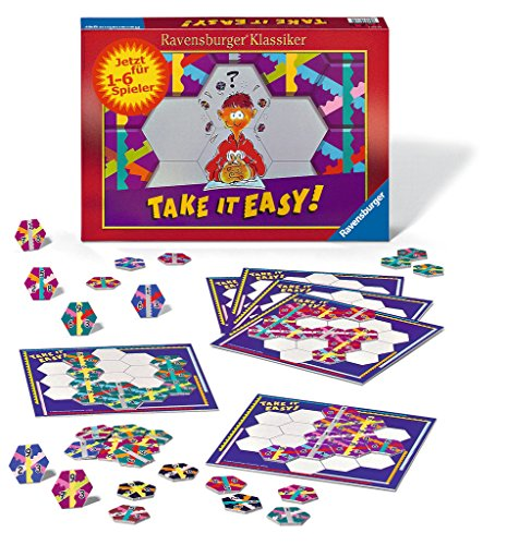 Ravensburger 26362 - Take it easy!