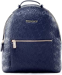 Tommy Hilfiger Iconic Backpack, Blue, AW0AW07840