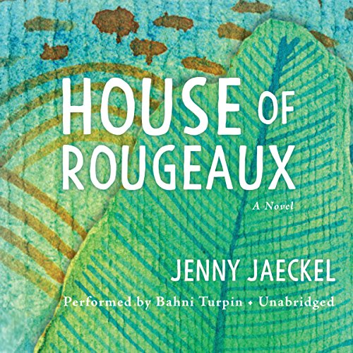 House of Rougeaux audiobook cover art