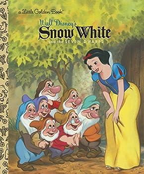 Snow White and the Seven Dwarfs  Disney Classic   Little Golden Book