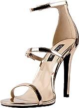 Suchergebnis auf für: damen sandaletten champagner