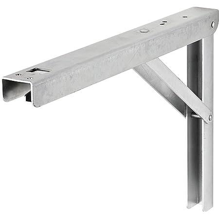 equerre pliante pour table murale rabattable 300x200 mm
