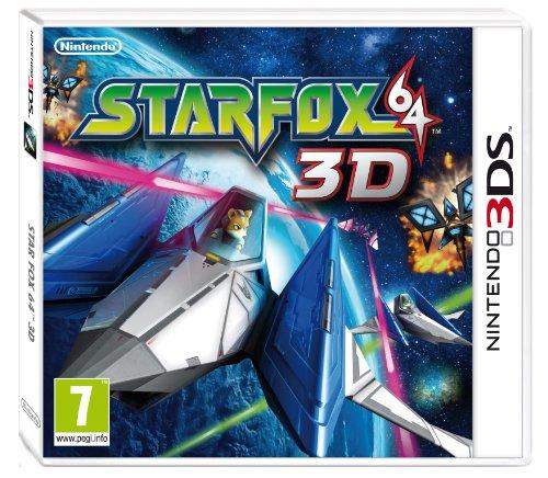 StarFox 64 3D [3DS]